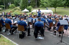 Musique au parc