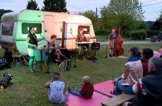 Le festival a fait étape à Rémering-Lès-Puttelange avec le concert des Co-Smet.