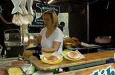 La troisième édition du Street Food Festival s'est déroulée à Sarrebruck.