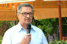Jean-Claude Undreiner, président de l'office de tourisme Sarreguemines Confluences