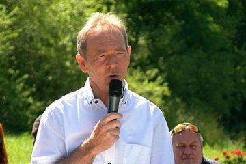 Joël Niederlaender, maire
