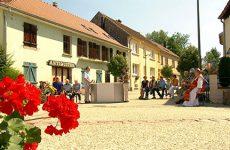 Le studio se déplace aujourd'hui à FRAUENBERG.
