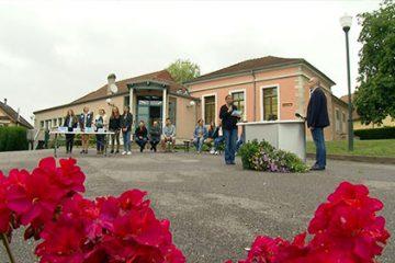 Le studio s'installe aujourd'hui à Folpersviller.