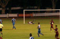 Les footballeurs sarregueminois accueillaient une équipe redoutable : la réserve du FC Metz.
