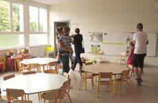 Une école toute neuve pour Neufgrange