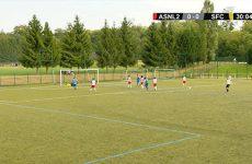 L'AS Nancy-Lorraine recevait le Sarreguemines FC ce week-end.