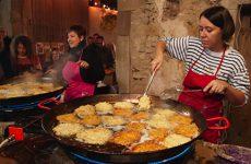 Des milliers de personnes sont venues profiter des bons plats à Wœlfling.