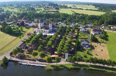 Mosaïk vous fait découvrir la carte postale du village de Neufgrange.