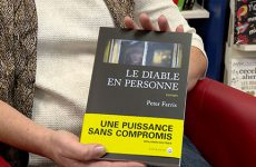"""Cynthia Hody, Directrice de la librairie Confluence, vous recommande vivement """"Le diable en personne"""" de Peter Farris."""