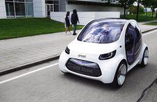 SMART tout électrique en 2020 et un modèle Mercédès produit à Hambach