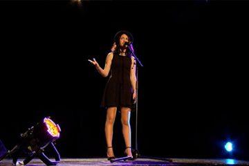 Solène Amann interprète « Yours » d'Ella Henderson.