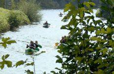 45km de canoë, VTT et course à pied. Pour sa 15ème édition, le raid Sarre-Moselle a emprunté son tout premier parcours.