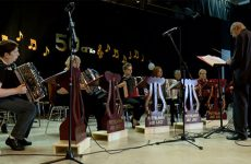 L'orchestre d'accordéons de Puttelange-aux-Lacs fête ses 50 ans