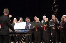 La société chorale de Grosbliederstroff a fêté son anniversaire en chanson.