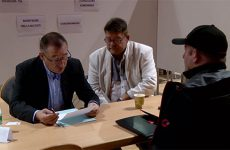 A Sarreguemines, Pôle Emploi et Eures ont organisé un forum pour l'emploi transfrontalier.