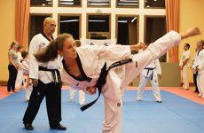 Trois ceintures noires pour le club de Taekwondo de Rémering.