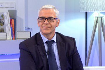 Sylvain Barth, Directeur de la Caisse Crédit Mutuel de Sarreguemines
