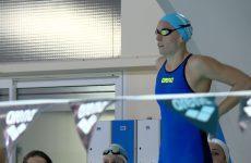 Les nageurs du CNS portés par leurs champions