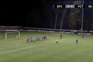 Résumé de la rencontre qui opposait le SFC au FC Trémery.