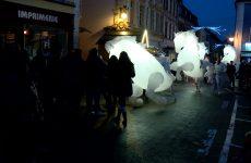 Le marché de Noël de Sarreguemines ouvre ses chalets