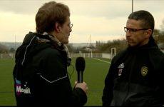 Interview d'Ahmed Kelbit, président du FC Beausoleil Sarreguemines.
