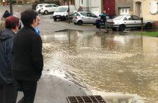 Innondations Etting