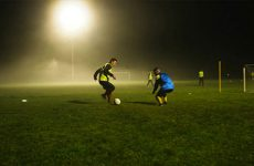 Premier sport en milieu rural, le football. On découvre l'AS Bliesbruck, club de D1.