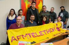 Le Conseil Municipal des Jeunes s'engage pour le téléthon