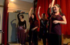 """Concert """"A hue et à dia"""" à la maison d'arrêt de Sarreguemines"""