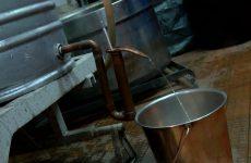 Premières distillations à Puttelange-aux-Lacs