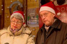 Bilan des commerçants du marché de Noël