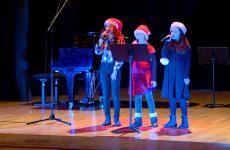 Spectacle de Noël au centre socio-culturel de Sarralbe