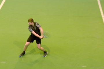 L'ASS Tennis a organisé le tournoi multi-chances pour les garçons de 15-16 ans.