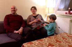 Majdi et Ronae ont fui la Syrie pour trouver refuge en Allemagne