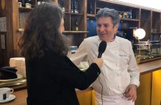 Inauguration du restaurant de Michel Roth à Metz
