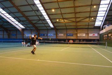 Batiste Klein fait partie des jeunes talents du tennis français.