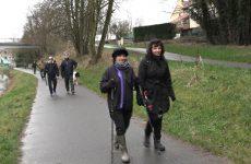 Marche dominicale à Grosbliederstroff
