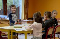 Classe est menacée à l'école maternelle du Chambourg