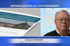 Dépénalisation du stationnement à Sarreguemines
