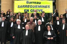 journée justice morte / grève des avocats