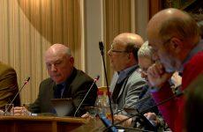 Le rapport d'orientation budgétaire était l'un des principaux points à l'ordre du jour.