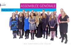 Assemblée Général de Mosaïk 2018