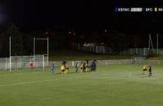 Résumé de la rencontre du Troyes ESTAC 2 et du Sarreguemines FC.
