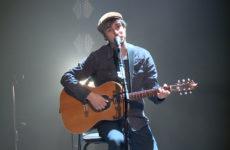 Gauvain Sers était en concert à Sarreguemines