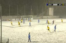 Résumé de la rencontre de l'AS Erstein et du Sarreguemines FC.
