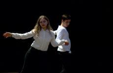 Les élèves des classes Ulis ont présenté un spectacle dédié aux danses du monde.