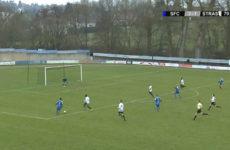 Résumé de la rencontre du Sarreguemines FC et de la réserve du RC Strasbourg.