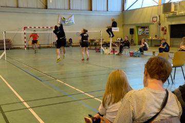 Le SBC se classe deuxième du championnat de France de badminton