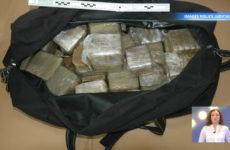 Sur la frontière franco-allemande, 12 individus ont été interpellés pour trafic de stupéfiants.