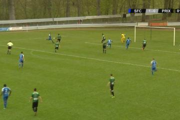 Résumé de la rencontre du Sarreguemines FC et de l'AS Prix-lès-Mézières.